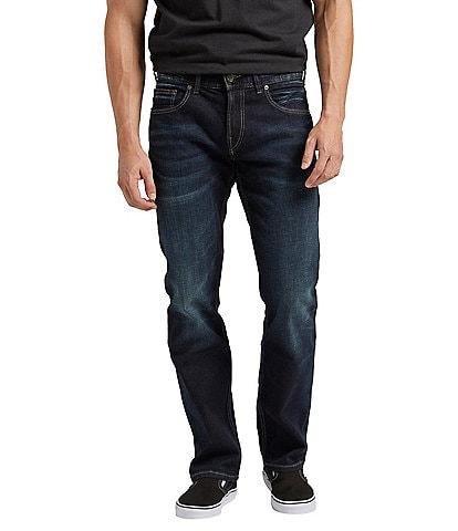 Silver Jeans Co. Allan Classic Slim Fit Jeans
