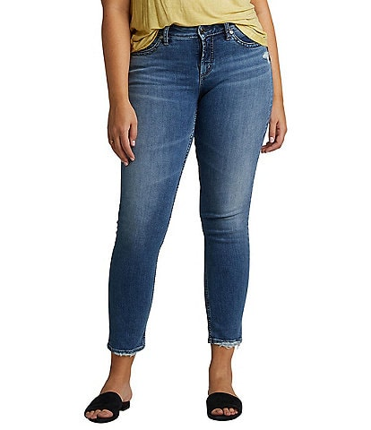 Silver Jeans Co. Avery High Rise Slim Jeans
