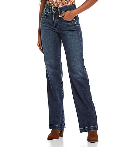 Silver Jeans Co. Avery High Rise Wide Leg Jeans