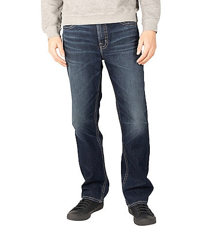 Silver Jeans Co. Big & Tall Grayson Easy-Fit Stretch Jeans