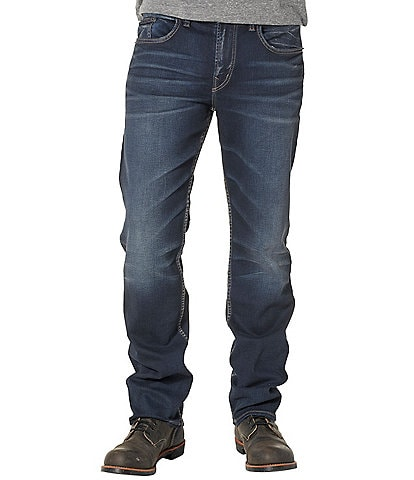 Silver Jeans Co. Big & Tall Grayson Relaxed-Fit Denim Jeans