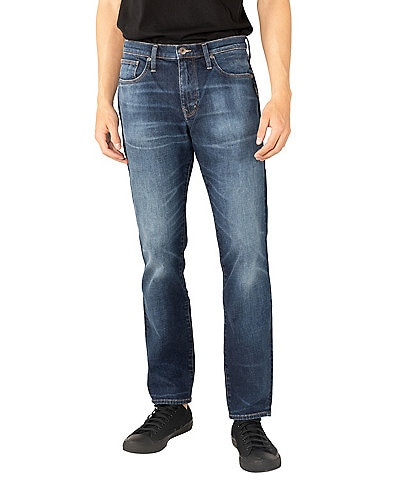 Silver Jeans Co. Big & Tall Machray Classic-Fit Straight-Leg Stretch Jeans