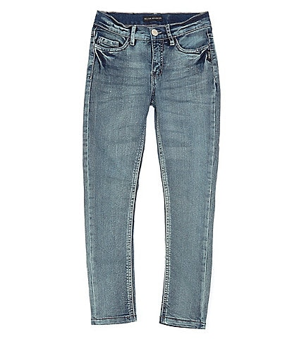 Silver Jeans Co. Big Girls 7-16 Amy Denim Jegging