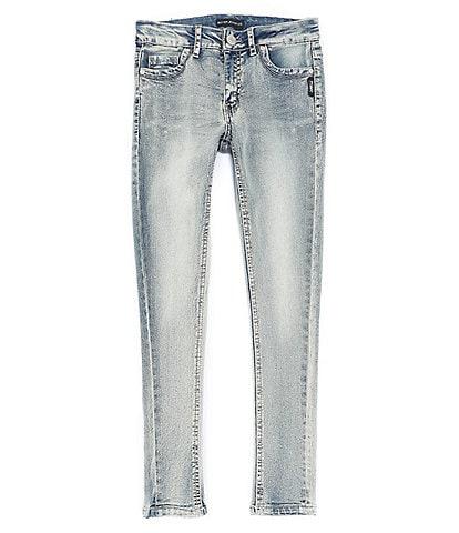 Silver Jeans Co. Big Girls 7-16 Amy Denim Jeggings