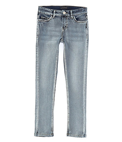 Silver Jeans Co. Big Girls 7-16 Sasha Denim Skinny Jean