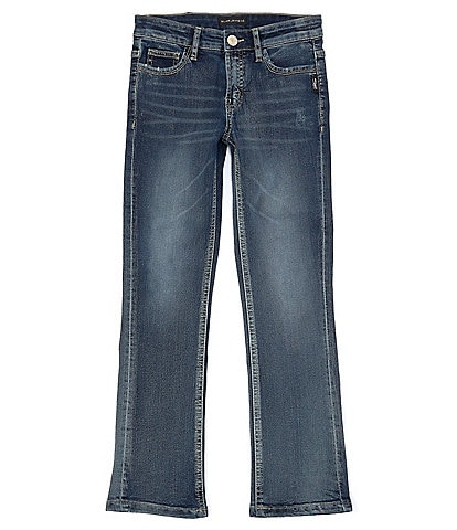 Silver Jeans Co. Big Girls 7-16 Tammy Bootcut Denim Jean