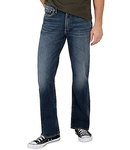 Silver Jeans Co. Craig Performance Stretch Easy Fit Bootcut Jeans