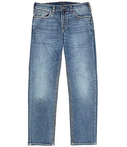 Silver Jeans Co. Eddie Modern Performance Stretch Leg Jeans