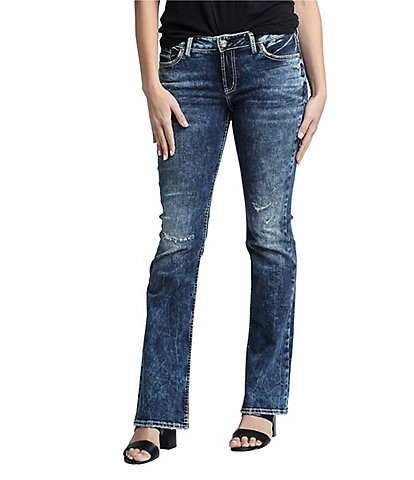 Silver Jeans Co. Elyse Bootcut Jeans