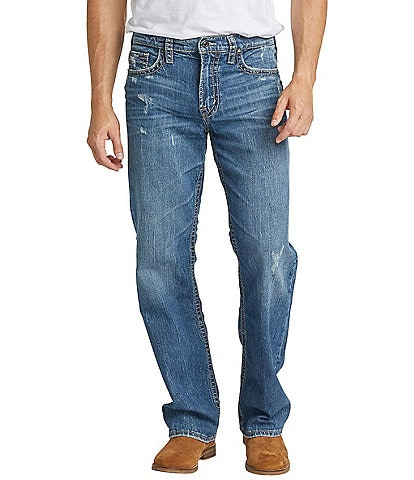 Silver Jeans Co. Gordie Classic Straight Leg Jeans