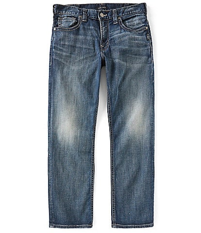 Silver Jeans Co. Gordie Loose Straight Jeans
