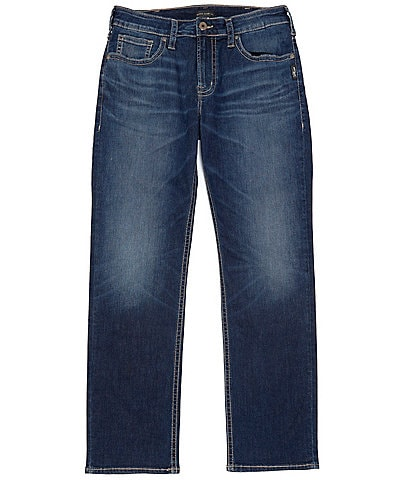 Silver Jeans Co. Grayson Easy Straight Jeans