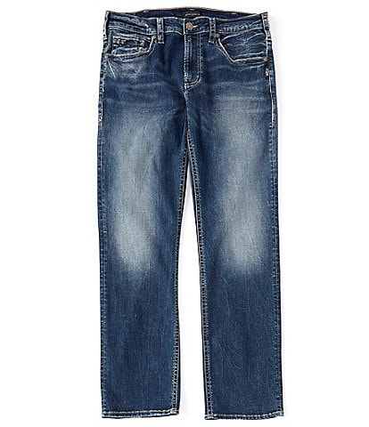 Silver Jeans Co. Grayson Performance Stretch Straight Jeans