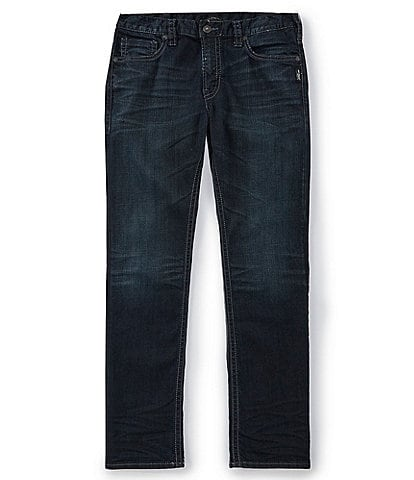 Silver Jeans Co. Konrad Dark Wash Slim Fit Jeans