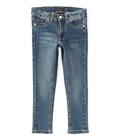 Silver Jeans Co. Little Girls 4-6X Jegging Fit Jeans