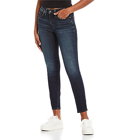 Silver Jeans Co. Most Wanted Mid Rise Skinny Jeans