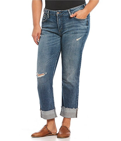 ba110a49 Silver Jeans Co. Plus-Size Jeans & Denim | Dillard's
