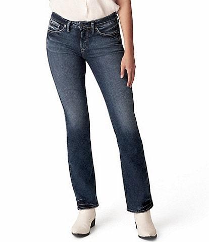 Silver Jeans Co. Suki Slim Bootcut Jeans