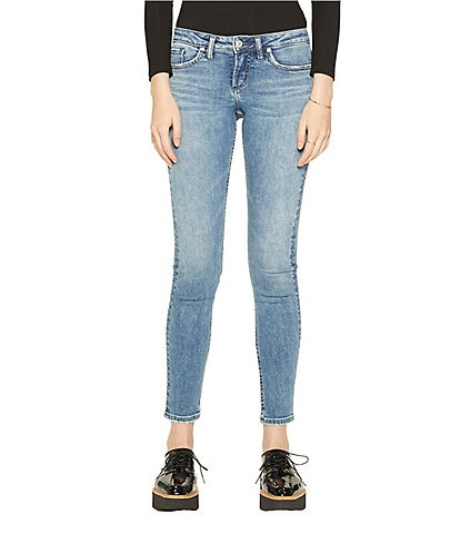 Silver Jeans Co. Tuesday Ankle Skinny Jeans