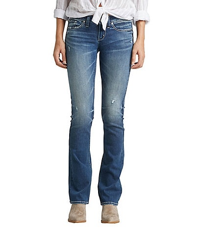 Silver Jeans Co. Tuesday Slim Bootcut Jeans