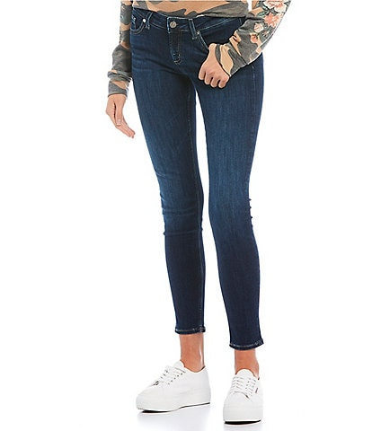 Silver Jeans Co. Tuseday Low Rise Skinny Jeans