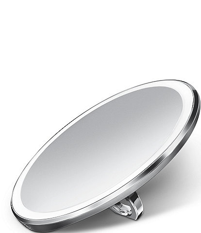 simplehuman 4#double; Sensor Lighted Mirror Compact