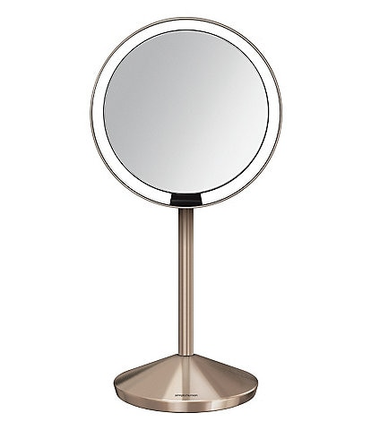 simplehuman 5#double; Mini 10x Magnification Sensor Mirror