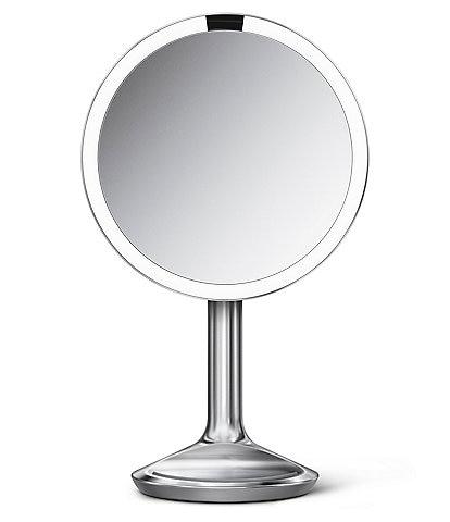 simplehuman 8#double; Round Sensor Mirror SE