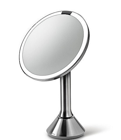 simplehuman 8#double; Sensor Mirror with Touch-Control Brightness