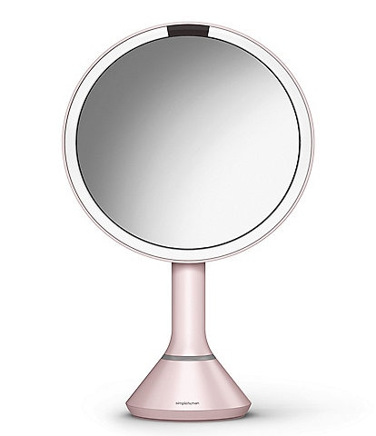 simplehuman Pink 8#double; Sensor Mirror with Brightness Control