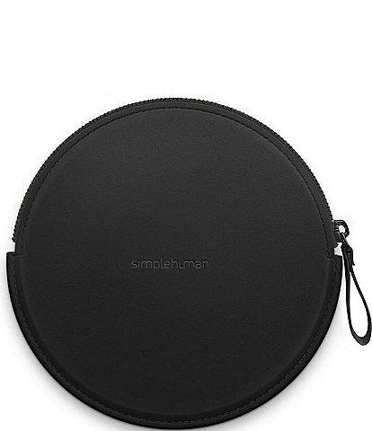 simplehuman sensor mirror compact zip case