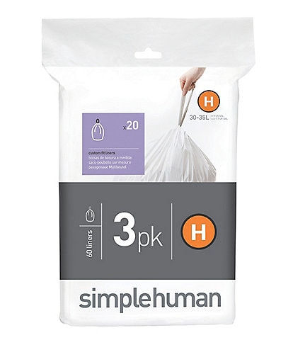 simplehuman Trash Can Liners