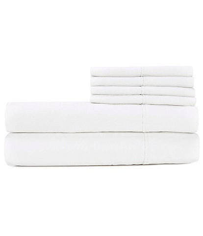 Simply Home 1000-Thread-Count Sateen Sheet Set with Bonus Pillowcases