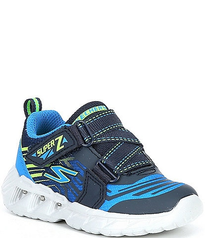 Skechers Boys' Magna-Lights-Zadex Light Up Sneakers (Toddler)