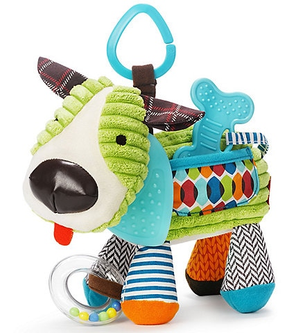 Skip Hop Bandana Buddies Activity Puppy Toy