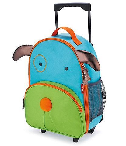 Skip Hop Zoo Dog Rolling Luggage