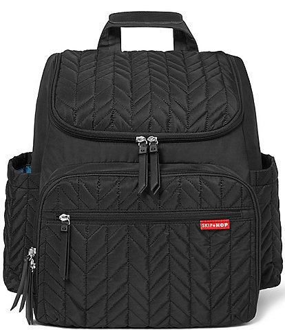 Skip Hop Forma Quilted Backpack Diaper Bag