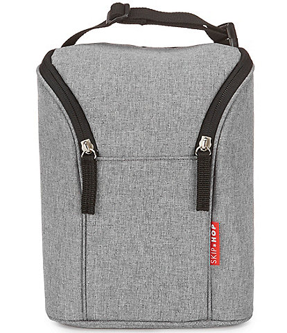 Skip Hop Grab and Go Insulated Double Bottle Bag