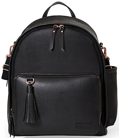 Skip Hop Greenwich Tasseled Backpack Diaper Bag
