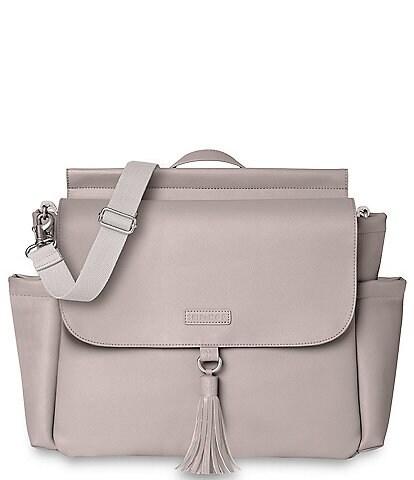 Skip Hop Greenwich Simply Chic Convertible Diaper Bag Backpack