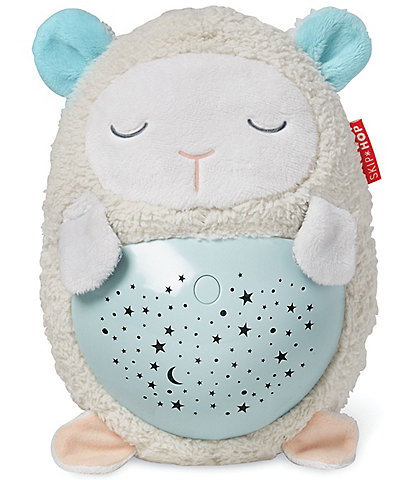 Skip Hop Musical Moonlight & Melodies Hug Me Lamb Nightlight Soother