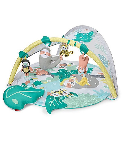 Skip Hop Tropical Paradise Activity Gym & Soother