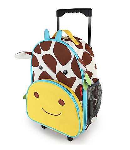 Skip Hop Youth Zoo Giraffe Rolling Luggage