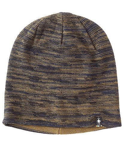 SmartWool Boundary Line Reversible Knit Beanie