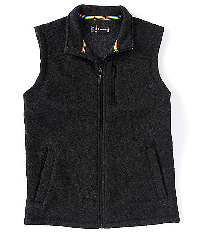 SmartWool Hudson Trail Full-Zip Fleece Vest
