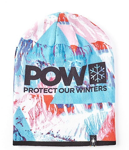 SmartWool Merino Sport #double;Protect Our Winters#double; Beanie