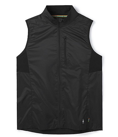 SmartWool Merino Sport Ultra Light Packable Full-Zip Merino Wool & Recycled Materials Vest