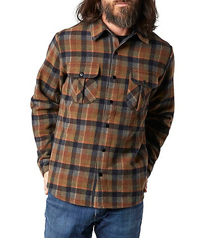 SmartWool Solid Anchor Line Button Front Shirt Jacket