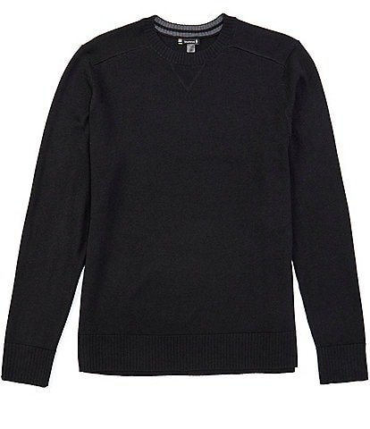 SmartWool Sparwood Jersey Knit Sweater