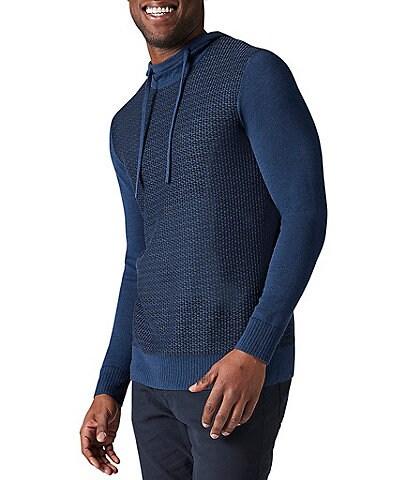 SmartWool Sparwood Texture Hoodie Sweater